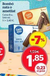 Oferta de Bombón helado por 1,85€