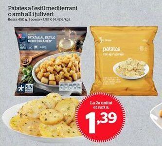Oferta de Patatas por 1,39€