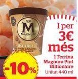 Oferta de Tarrina de helado Magnum por