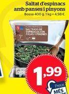 Oferta de Salteados por 1,99€