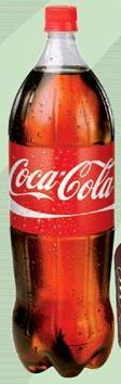 Oferta de Refresco de cola Coca-Cola por 2,17€