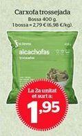 Oferta de Alcachofas por 1,95€