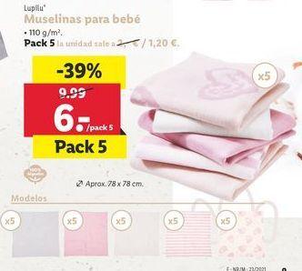 Oferta de Bebé por 6€