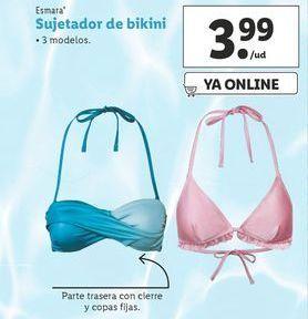 Oferta de Sujetador por 3,99€