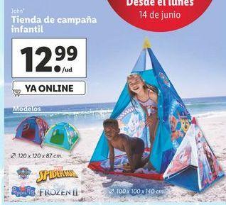 Oferta de Tienda infantil por 12,99€