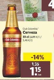 Oferta de Cerveza por 1,15€