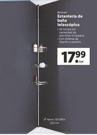 Oferta de Estanterías por 17,99€
