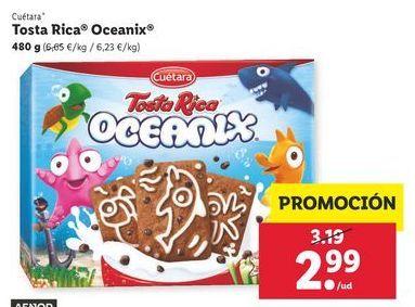 Oferta de Galletas Cuétara por 2,99€