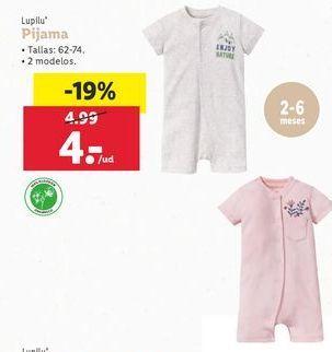 Oferta de Pijama por 4€
