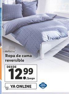 Oferta de Ropa de cama por 12,99€