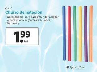 Oferta de Juguetes de playa Crivit por 1,99€