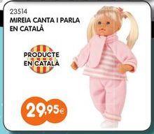 Oferta de Muñecas por 29,95€