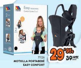 Oferta de Mochila portabebés por 29,95€