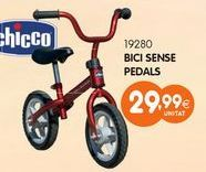Oferta de Bicicletas Chicco por 29,99€