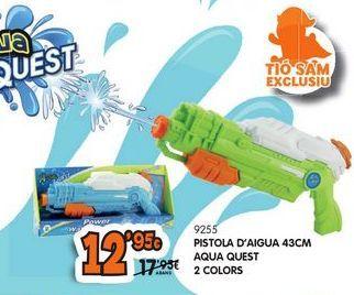 Oferta de Pistola de agua por 12,95€