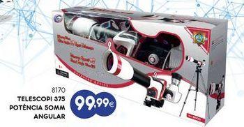 Oferta de Telescopio por 99,99€