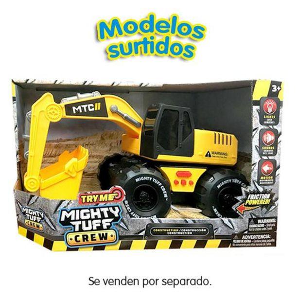 Oferta de Camión Volquete de Fricción con Luces y Sonidos por 12€