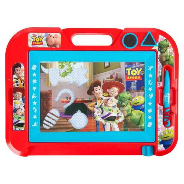 Oferta de Disney Pixar Toy Story Pizarra Magnética por 7,5€