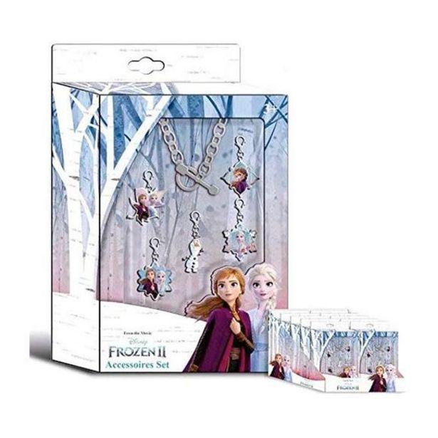 Oferta de Disney Frozen 2 Set de Bisutería Colgantes y Abalorios por 2,5€