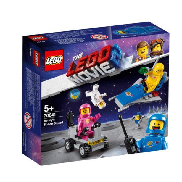 Oferta de La Lego Película 2 Equipo Espacial de Benny - 70841 por 7€