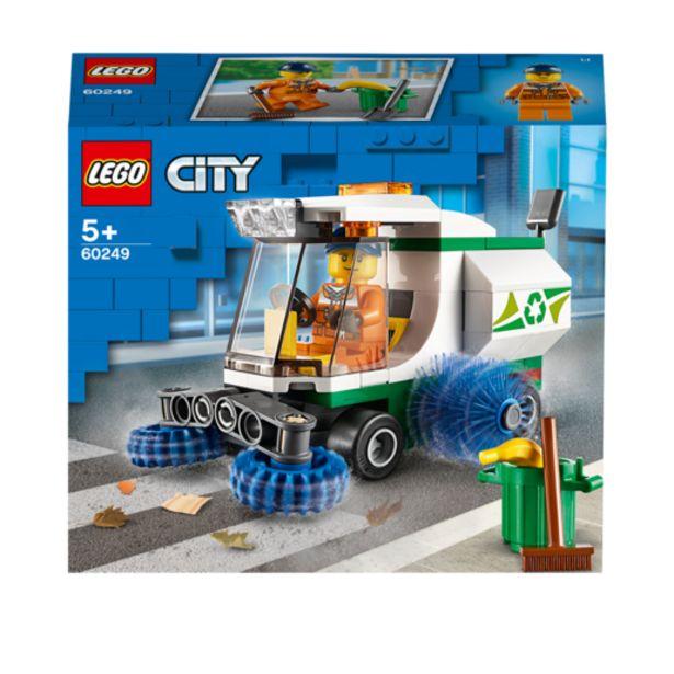 Oferta de Lego City Barredora Urbana - 60249 por 11€
