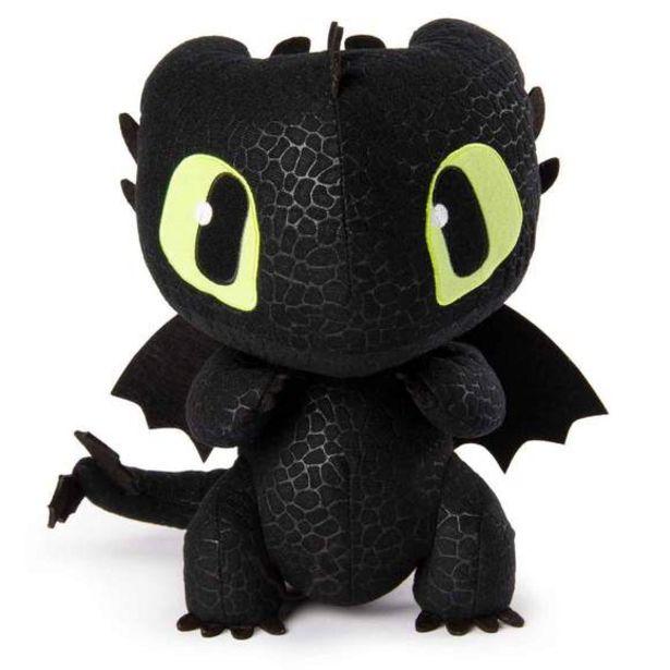Oferta de Como Entrenar a Tu Dragón Peluche Desdentado por 12,5€