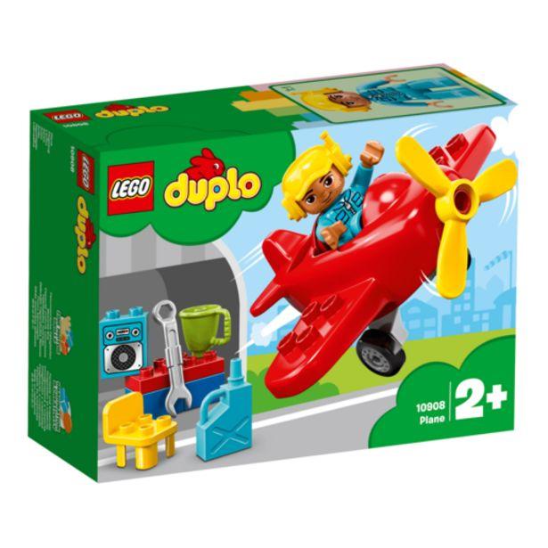 Oferta de Lego Duplo Avión- 10908 por 12€