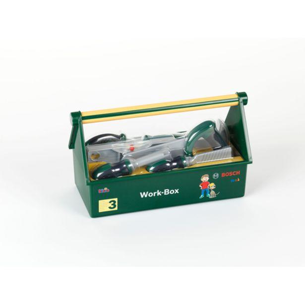 Oferta de Caja Herramientas de Juguete Bosch por 18€