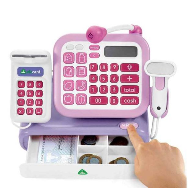 Oferta de Early Learning Centre Caja Registradora Rosa por 26,66€