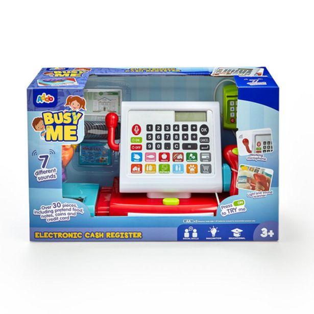 Oferta de Busy Me Caja Registradora Electrónica por 29,99€