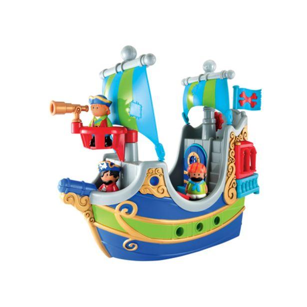 Oferta de Early Learning Centre Happyland Barco Pirata por 69,99€