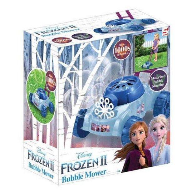 Oferta de Disney Frozen 2 Cortacésped Burbujas por 14,99€