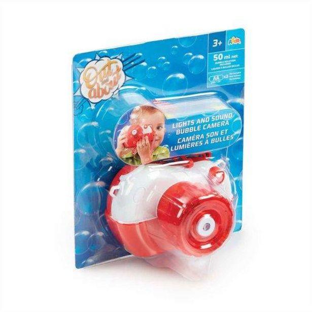 Oferta de Bubble Blaster Cámara de Pompas por 7,8€