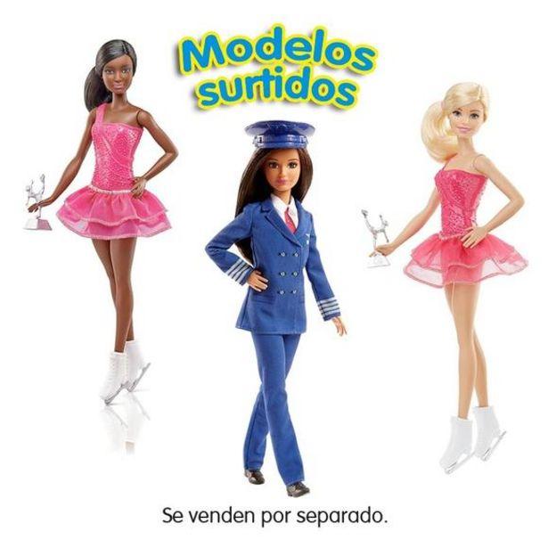 Oferta de Barbie Yo Quiero Ser por 9,99€