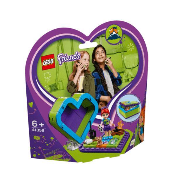 Oferta de Lego Friends Caja Corazón Mia- 41358 por 8€