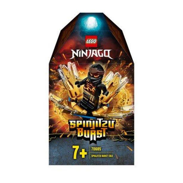 Oferta de Lego Ninjago Spinjitzu Cole - 70685 por 10€