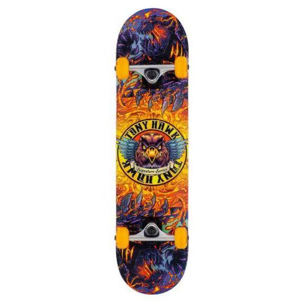 Oferta de Monopatín Skateboard Tony Hawk Lava por 54,99€