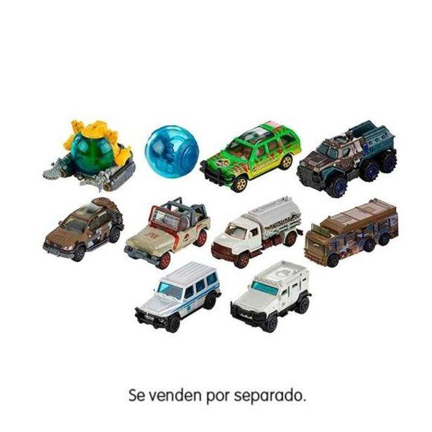 Oferta de Jurassic World Vehículos Surtidos por 2€