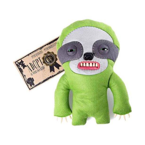 Oferta de Fugglers Funny Ugly Monster Verde 30 cm por 9,99€