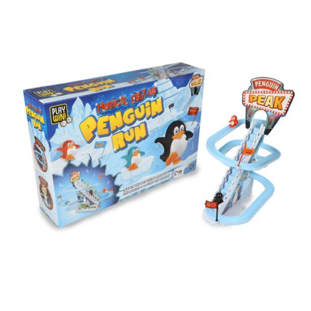 Oferta de Play & Win Carrera de Pingüinos con Luces por 20€