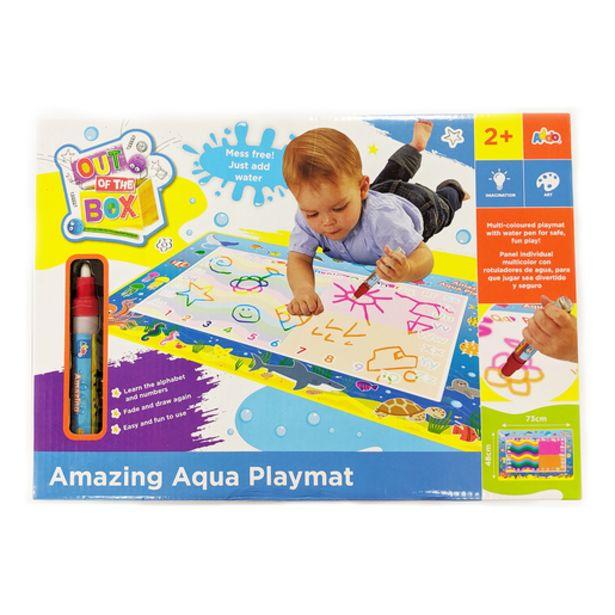 Oferta de Pizarra Mágica Aqua Playmat por 10€
