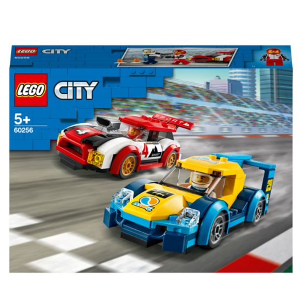 Oferta de Lego City Coches de Carreras- 60256 por 22€