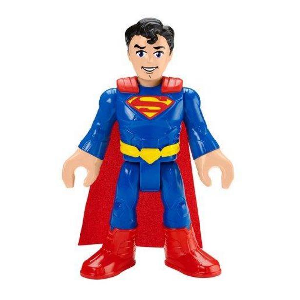 Oferta de Imaginext DC Super Friends Superman 26 cm por 10,4€