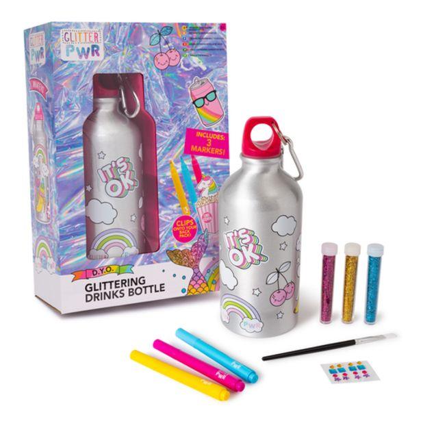 Oferta de Diseña Tu Propia Botella de Agua por 8€