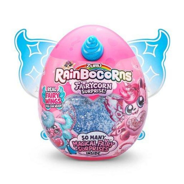 Oferta de Rainbocorn: Fairycorn Sorpresa Huevo Misterioso Surtido por 29,99€