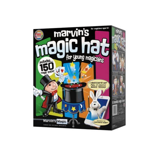 Oferta de Marvin's Sombrero Mágico 150 Trucos por 15€