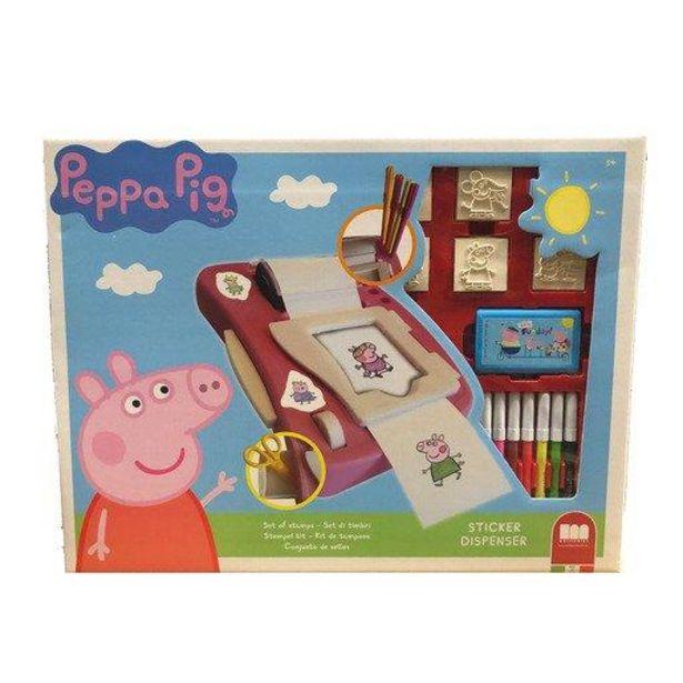 Oferta de Peppa Pig Dispensador de Pegatinas por 19,99€