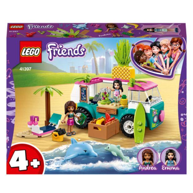Oferta de Lego Friends Bar de Zumos Móvil- 41397 por 22€
