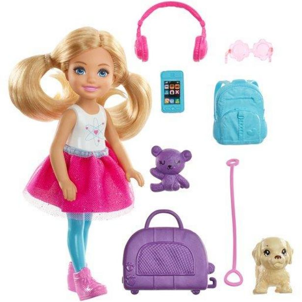 Oferta de Barbie Chelsea Travel por 12€