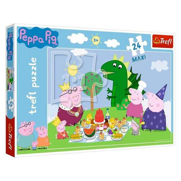 Oferta de Peppa Pig Puzle 24 Piezas Maxi por 6,5€